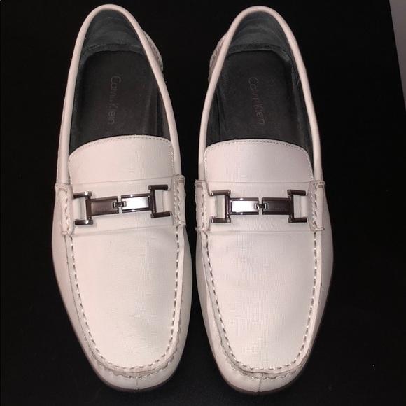 Calvin Klein Shoes | Calvin Klein White